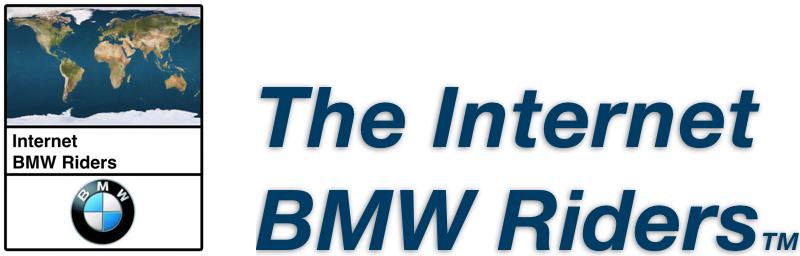 The Internet BMW Riders