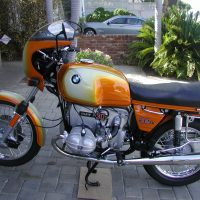 WANTED: BMW R90S 1974, 1975, 1976