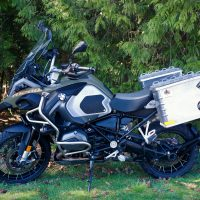 2015 BMW R1200GS Adventure, 13,800 miles, Washington State