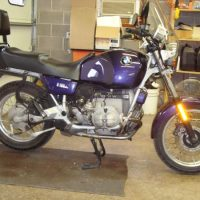 Well Maintained R100R