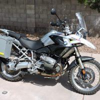 BMW R1200 GS - 2009