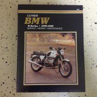 Clymer BMW R-Series 1970 to1994 Service, Repair, Maintenance Manual