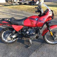 1991 R100gs