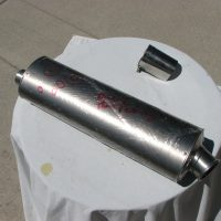 R1150GS - NEW - Sebring Titanium silencer