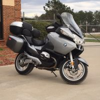 2005 R1200RT well equipped