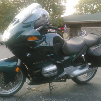 1999 R1100RT ABS, 71,000 miles